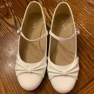 Girls Low Heel Shoes